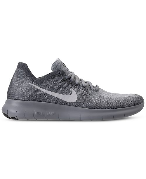 339a70cc2851 ... Nike Women s Free Run Flyknit 2017 Running Sneakers from Finish Line ...