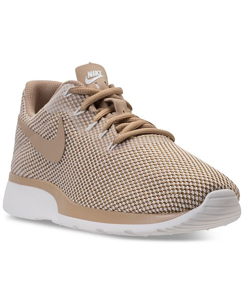finest selection ae6de 53a76 ... Nike Womens Tanjun Racer Casual Sneakers from Finish ...