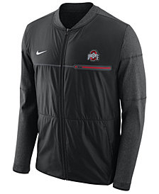 Nike Men's Ohio State Buckeyes Elite Hybrid Jacket