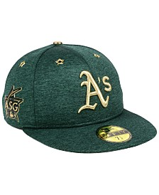 New Era Oakland Athletics 2017 All Star Game Patch 59FIFTY Fitted Cap