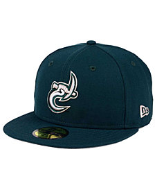 New Era Charlotte 49ers AC 59FIFTY Fitted Cap