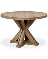 Round Dining Table - Macy s 71834e1b05