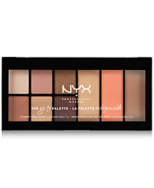 NYX Professional Makeup 4-Pc. Go To Palette - Wanderlust