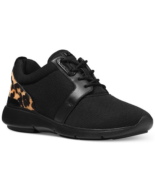 8a4146420bf1 Michael Kors Amanda Sneakers   Reviews - Sneakers - Shoes - Macy s
