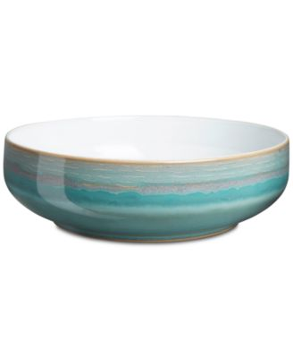 Dinnerware, Azure Coastal Serving Bowl