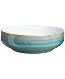 Dinnerware, Azure Coastal Serving Bowl