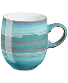 Dinnerware, Azure Patterned Large Mug