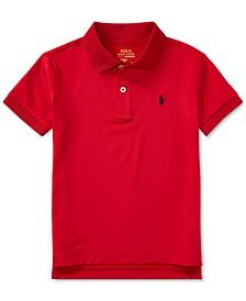 폴로 랄프로렌 남아용 폴로 셔츠 Polo Ralph Lauren Toddler Boys Moisture-wicking Tech Jersey Polo Shirt
