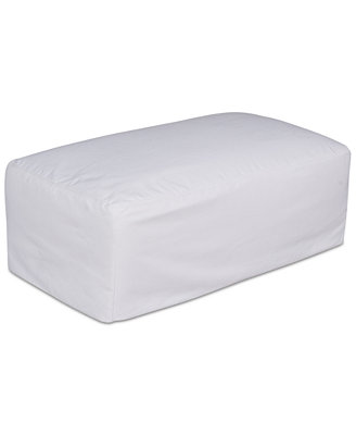 Brenalee Performance Fabric Slipcover Ottoman by Brenalee Performance Fabric Slipcover Sofa Collection