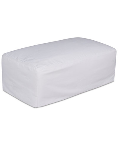 Brenalee Performance Fabric Ottoman Slipcover