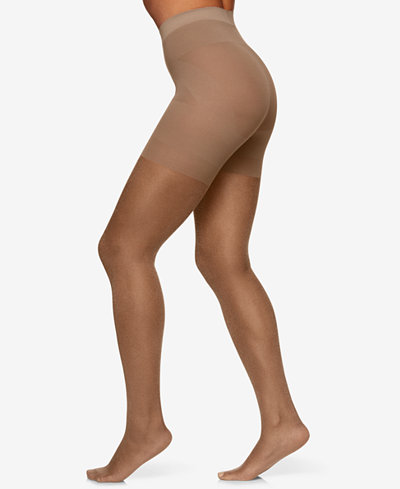 Berkshire Butt Booster Ultra Shimmer Tummy Control Sheers 5017