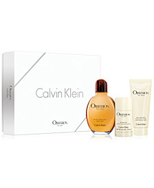 Calvin Klein 3-Pc. Obsession For Men Gift Set