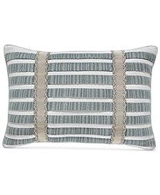 "Croscill Eleyana 19"" x 13"" Boudoir Decorative Pillow"