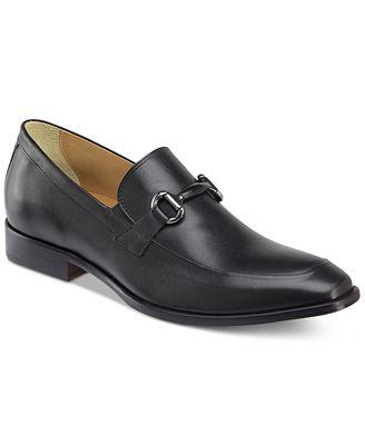 Johnston & Murphy Men's McClain Bit Slip-Ons Men's Shoes
