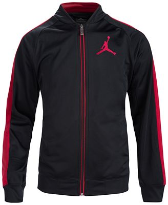 Jordan Legacy Activewear Jacket, Big Boys (8-20) - Coats & Jackets ...