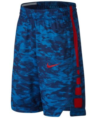 Image of Nike Dri-FIT Elite Basketball Shorts, Big Boys (8-20)