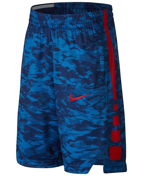 e1646161f285 Nike Dri-FIT Elite Basketball Shorts