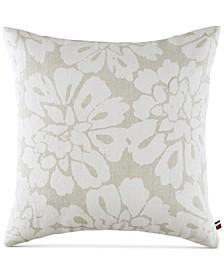 Broadmoor Cotton Floral European Sham