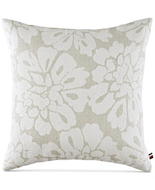 Tommy Hilfiger Broadmoor Cotton Floral European Sham