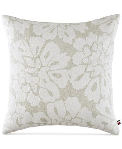 Tommy Hilfiger Broadmoor Cotton Floral European Sham