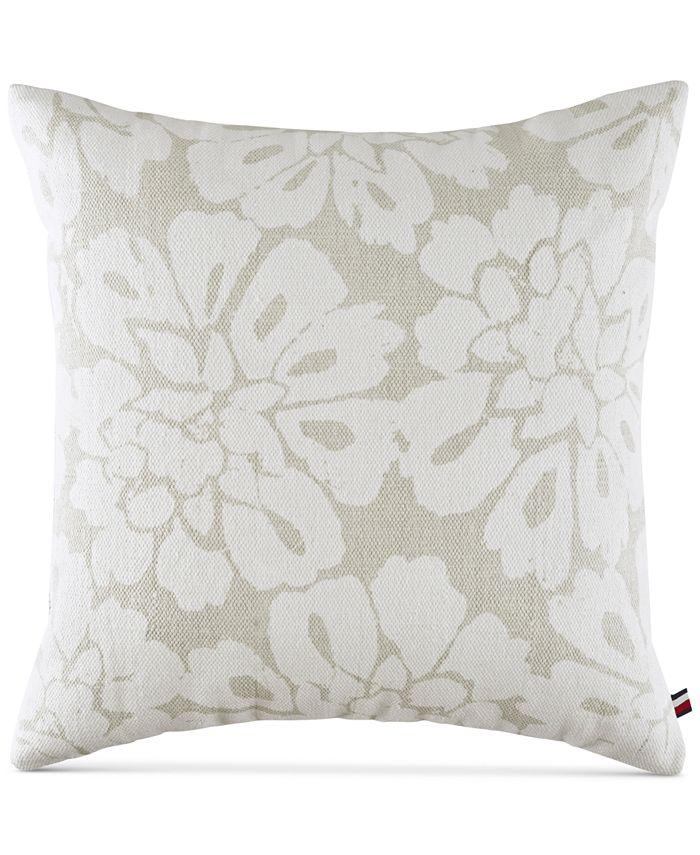 Tommy Hilfiger - Broadmoor Cotton Floral European Sham