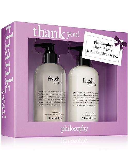 2-Pc. Thank You! Gift Set