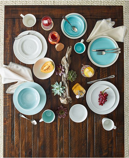 From Celebrated Chef And Writer Sophie Conran This Versatile White Dinnerware Dishes Set Moves Oven To Table With The Utmost Ease