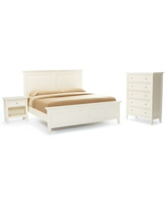 Perfect Sanibel 3 Piece Queen Bedroom Set, Created For Macyu0027s, With Chest
