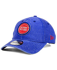 New Era Detroit Pistons Italian Wash 9TWENTY Dad Cap