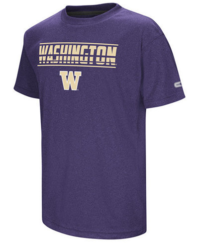 Colosseum Washington Huskies Head Start T-Shirt, Big Boys (8-20)