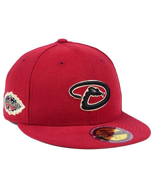 New Era Arizona Diamondbacks Ultimate Patch All Star Collection 59FIFTY Fitted Cap