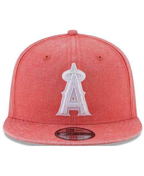 225850679cf493 ... new zealand new era. los angeles angels neon time 9fifty snapback cap.  be the