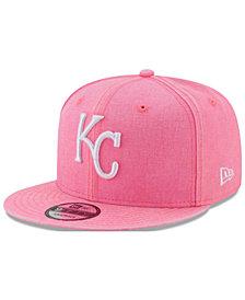 New Era Kansas City Royals Neon Time 9FIFTY Snapback Cap