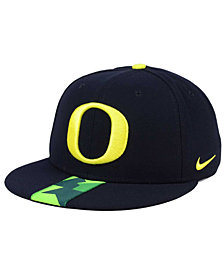 Nike Oregon Ducks Sideline True Snapback Cap