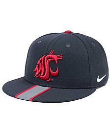 Nike Washington State Cougars Sideline True Snapback Cap