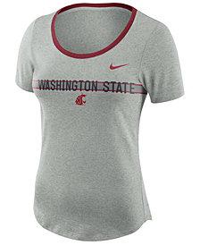 Nike Women's Washington State Cougars Tri Blend Slub T-Shirt