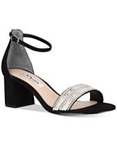 b3cfca84f9bc Nina Bridal Shoes and Evening Shoes - Macy's