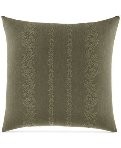 Tommy Bahama Home Nador Embroidered 18