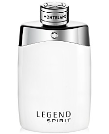 Montblanc Men's Legend Spirit Eau de Toilette Spray, 6.7 oz