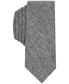 Original Penguin Men's Perkino Solid Skinny Tie