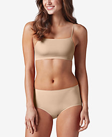 Jockey Mix & Match Seamfree Air Bralette Thong, Hipster, Bikini & Brief Separates