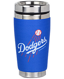 Hunter Manufacturing Los Angeles Dodgers 16oz Stainless Steel Travel Tumbler