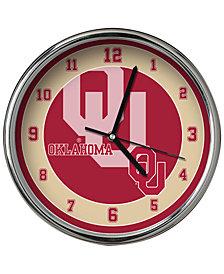 Memory Company Oklahoma Sooners Chrome Clock II