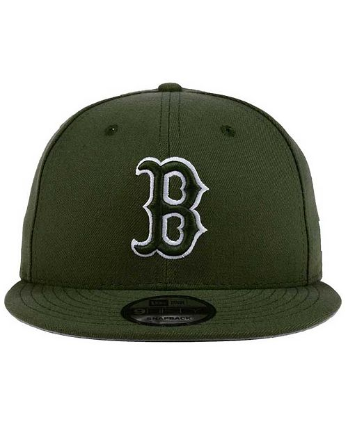 reputable site f1c01 93915 ... reduced new era boston red sox pantone 9fifty snapback cap sports fan  shop by lids men