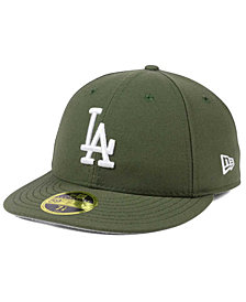 New Era Los Angeles Dodgers Low Profile C-DUB 59FIFTY Fitted Cap