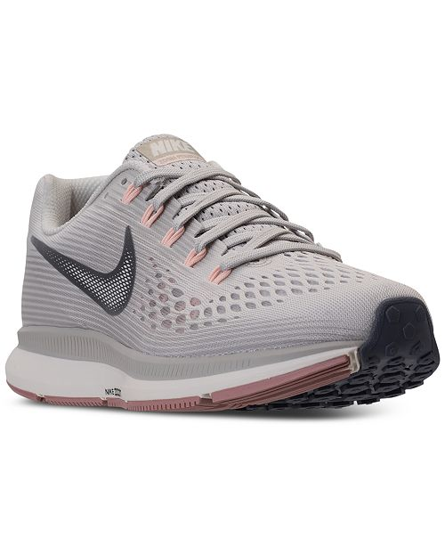huge selection of 69418 d4a18 ... Nike Women s Air Zoom Pegasus 34 Running Sneakers from Finish ...