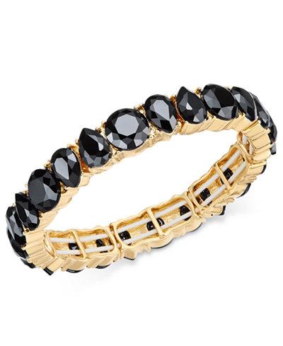 Charter Club Stone Stretch Bracelet, Created for Macy's