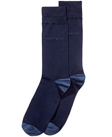 Perry Ellis Men's Dress Socks