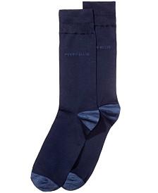 Perry Ellis Men's Dress Socks