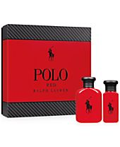 Ralph Lauren 2-Pc. Polo Red Gift Set